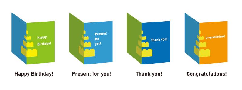 ギフトカード種類